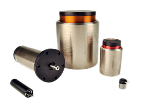 image of Voice Coil Actuators, a type of linear motor